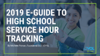 2019 E-Guide to high school service hour tracking (1)