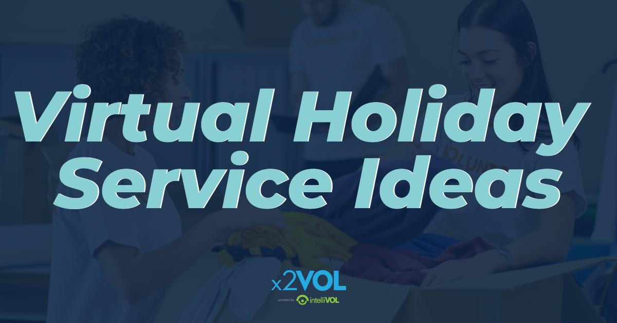 Virtual Holiday Service Ideas