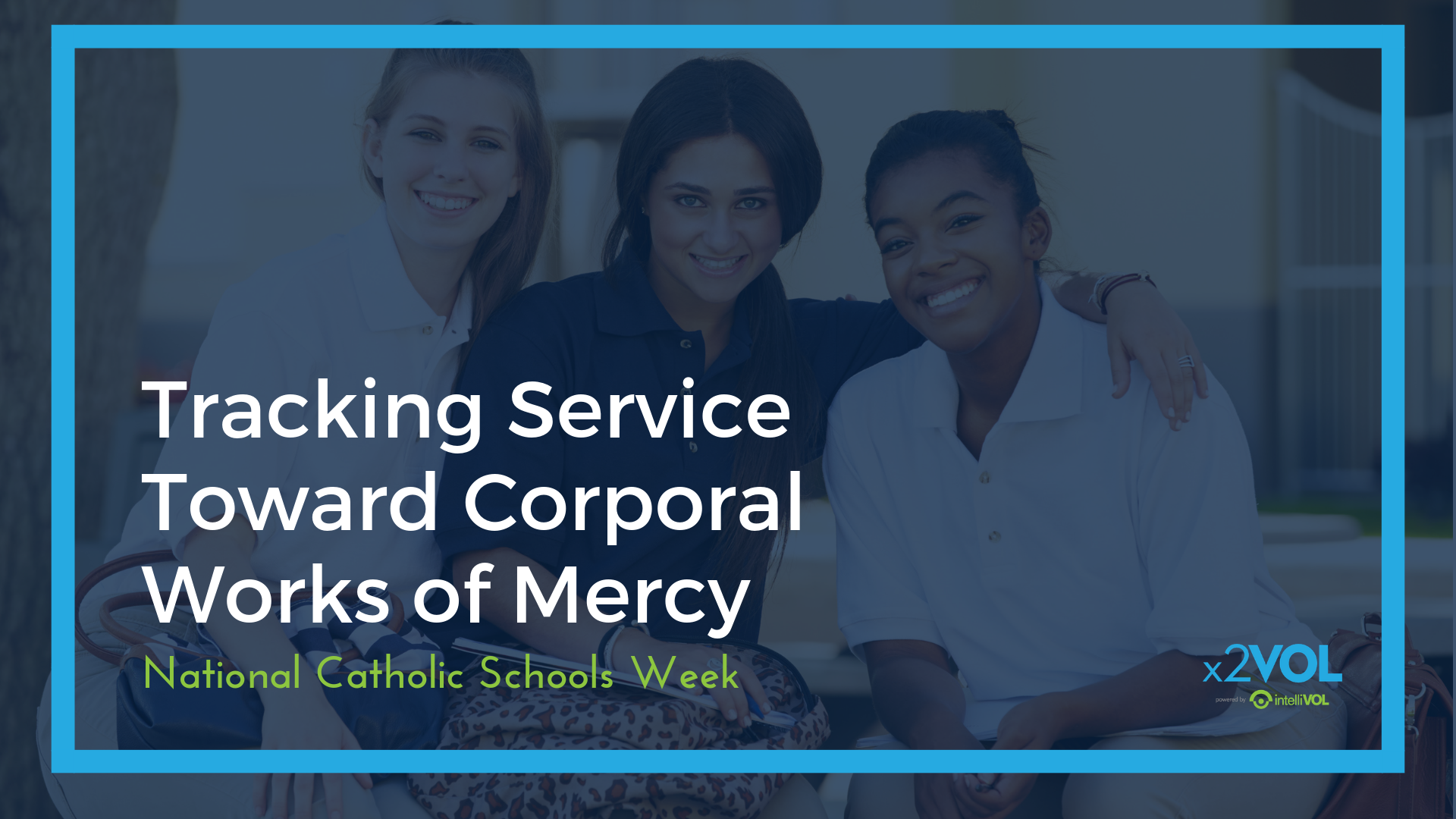 Tracking Service Toward Corporal Works of Mercy