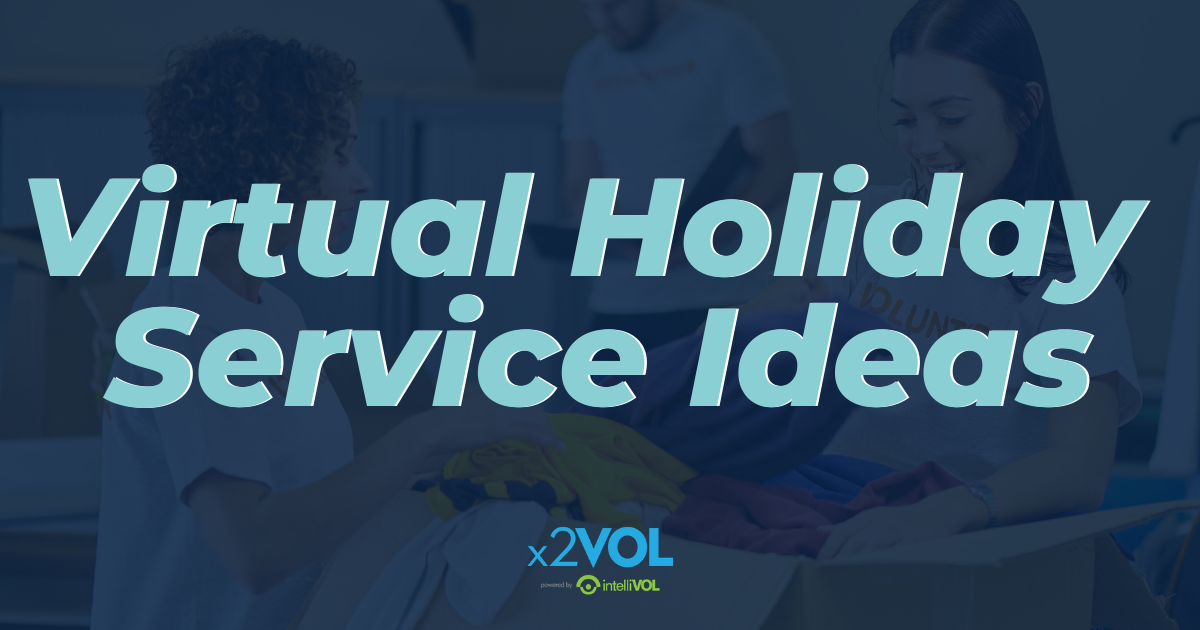 Virtual Holiday Service Ideas