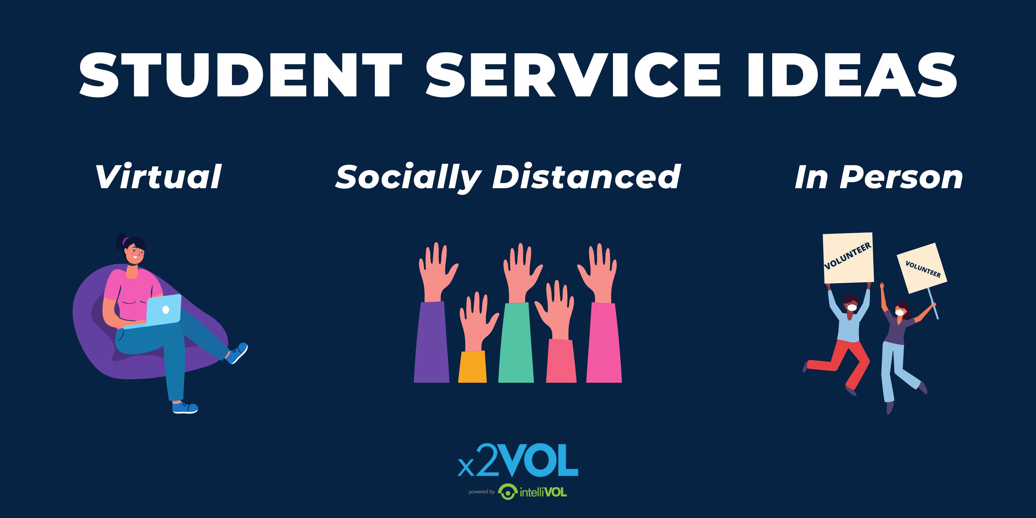 Student Service Ideas